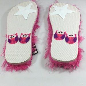 Deja Vu Designs Shoes - Whimsical Flip Flops